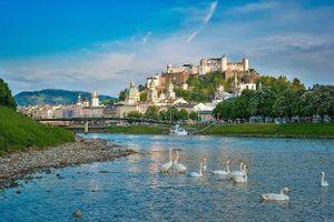 Khám phá vẻ đẹp của thành phố Salzburg