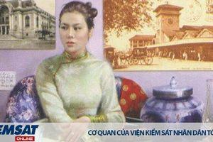 Sương Nguyệt Anh - nữ chủ bút đầu tiên ở Việt Nam