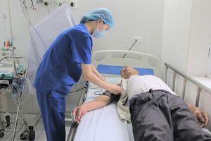 Cứu sống kịp thời bệnh nhân ngừng tuần hoàn, ngừng tim, ngừng thở