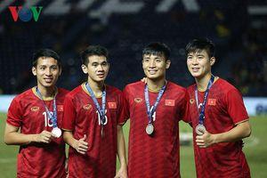 Điểm danh 17 cầu thủ ĐT Việt Nam đã ra sân thi đấu tại King's Cup