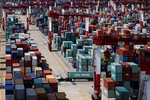 Kim ngạch thương mại Trung - Mỹ giảm gần 10%