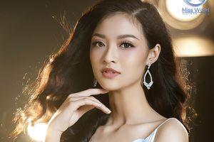 Chân dung thí sinh lọt vào chung khảo phía Nam Miss World Việt Nam
