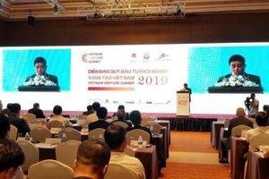 Ba cam kết của Bộ trưởng Nguyễn Chí Dũng tại Vietnam Venture Summit