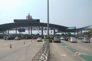 Tổng cục Đường bộ Việt Nam nêu lý do BOT Pháp Vân - Cầu Giẽ được thu phí trở lại