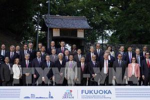 G20 chưa đề ra giải pháp cho căng thẳng thương mại Mỹ - Trung Quốc