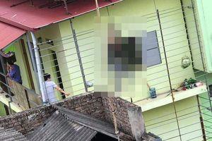 Bắc Ninh: Bàng hoàng phát hiện nam thanh niên treo cổ tự tử bên ban công phòng trọ