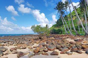 Vẻ đẹp ngút ngàn hoang sơ ở đảo Nam Du