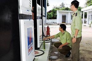 Có thể thu hồi giấy phép cửa hàng kinh doanh xăng dầu vi phạm