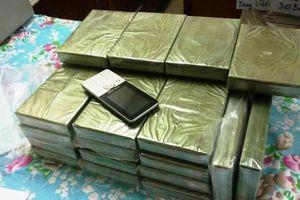 Biên phòng phối hợp với Lào bắt kẻ mang ma túy vào Việt Nam