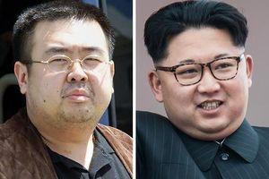 Báo Mỹ tiết lộ gì về anh trai của ông Kim Jong-un?