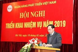 Nhân sự mới cấp cao tại Ngân hàng Phát triển Việt Nam