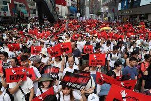 Trung Quốc và phương Tây đối đầu về dự luật dẫn độ Hong Kong
