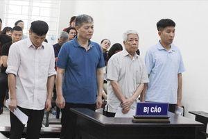 Đại án Oceanbank: Cựu sếp Vinashin bị đề nghị phạt tới 20 năm tù