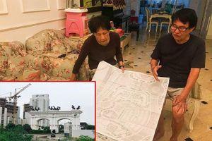 Khu đô thị Ciputra: 'CĐT không tôn trọng, chúng tôi sẽ đấu tranh đến cùng'