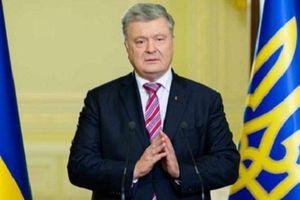 Cựu Tổng thống Ukraine Poroshenko: Rớt đài là thân bại danh liệt