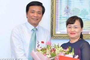Nữ Phó Chủ nhiệm Văn phòng Quốc hội vừa được bổ nhiệm là ai?