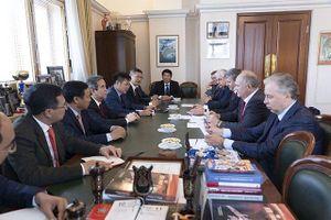 Tăng cường hợp tác giữa hai Đảng Cộng sản Việt Nam và LB Nga