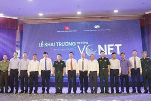 Khai trương Hệ thống thông tin điện tử tuyên giáo VCNET