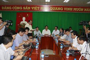 UBND tỉnh Sóc Trăng nhận trách nhiệm vụ Trịnh Sướng làm xăng giả