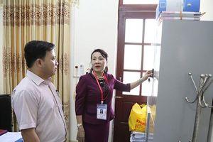 Thứ trưởng Nguyễn Thị Nghĩa: Lưu ý hệ thống camera tại các phòng thi