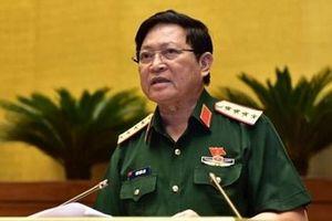 Bộ trưởng Ngô Xuân Lịch: Lực lượng dự bị động viên không có vướng mắc gì về tên gọi