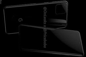 Rò rỉ hình ảnh Pixel 4 trông như bản sao iPhone 11