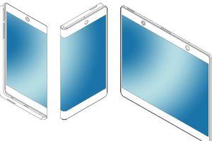 Oppo phát triển điện thoại gập được kèm máy ảnh bật lên