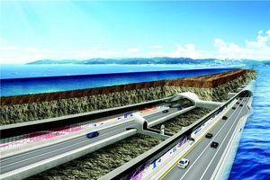 Đường hầm dưới biển dài nhất Hàn Quốc