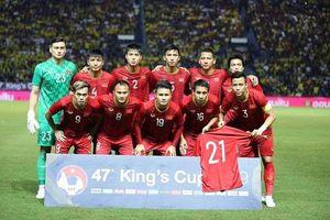 Nhóm hạt giống dự kiến tại vòng loại World Cup 2022 khu vực châu Á