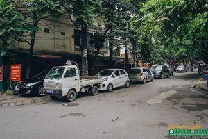 Thực hiện Mệnh lệnh 02: Xe vi phạm TTĐT 'vây' trụ sở CA phường Thanh Xuân Bắc