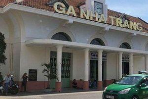 Đồng ý chủ trương cho nghiên cứu tiền khả thi đề xuất di dời ga Nha Trang
