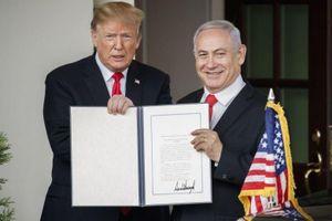 Chưa công bố, kế hoạch hòa bình Trung Đông của Mỹ đã bị phản đối