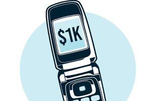 Ngừng dùng smartphone một tuần, được thưởng 1.000 USD