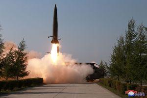 Mỹ hé lộ bí ẩn về các vụ thử tên lửa của Triều Tiên hồi tháng Năm