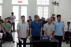 Đã trả lại 8 tỷ đồng của Oceanbank, cựu Chủ tịch Vinashin vẫn bị đề nghị 18-20 năm tù