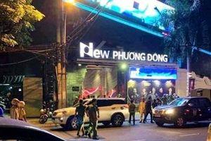 Xử phạt vũ trường New Phương Đông 88 triệu đồng với ba lỗi vi phạm