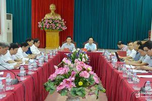 Ban Bí thư sẽ ban hành Quy định về chức năng, nhiệm vụ, quyền hạn của cấp ủy cấp huyện
