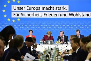 Đa số người dân Đức muốn liên minh cầm quyền của Thủ tướng A. Merkel tiếp tục lãnh đạo