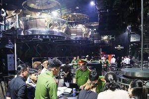 Xử phạt gần 100 triệu đồng vũ trường lớn nhất Đà Nẵng