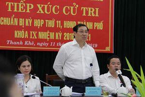 Chủ tịch Đà Nẵng: Mong sớm kết thúc các cuộc thanh tra