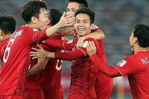 Đội tuyển Việt Nam sắp có quân xanh cực khủng