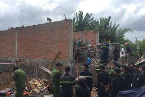 Chủ thầu tử vong, 1 thợ xây bị thương nặng do sập giàn giáo ở Gia Lai