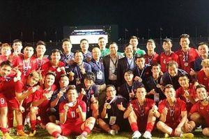 HLV Park Hang Seo triệu tập 27 cầu thủ cho vòng loại World Cup 2022
