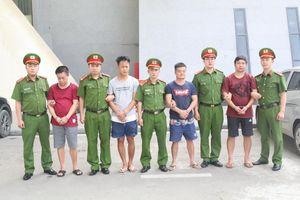 Bộ Công an Việt Nam bàn giao 4 đối tượng truy nã đặc biệt cho Trung Quốc