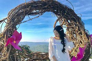 Cổng trời và tổ chim gây sốt ở 'tiểu Bali' Đà Lạt