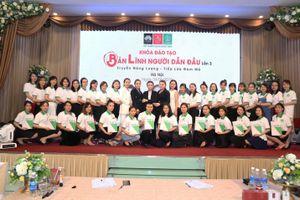 Tatu Group mang khóa đào tạo 'Bản lĩnh người dẫn đầu' chiếm sóng Hà Nội