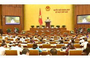 Quốc hội xem xét bổ nhiệm Thẩm phán Tòa án nhân dân tối cao