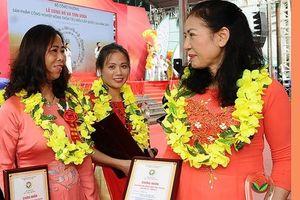 Thêm cơ hội cho doanh nhân nữ
