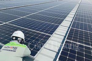 Bình Dương phát triển điện mặt trời đáp ứng nhu cầu năng lượng cho thành phố thông minh