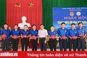 Huyện Thọ Xuân: Tổ chức Ngày hội thanh niên với Văn hóa giao thông năm 2019
